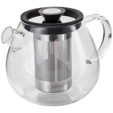 Judge Brew Control 5 Cup Glass Teapot 1L