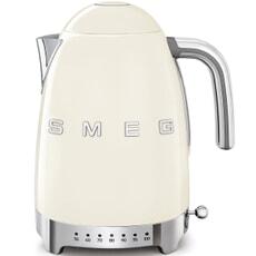 Smeg Kettle Cream Variable Temperature