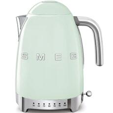 Smeg Kettle Pastel Green Variable Temperature