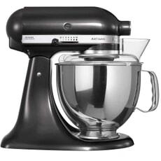 KitchenAid Artisan Mixer 4.8L Black Storm KSM150PSBZ