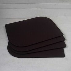 Openbox Denby Dark Brown Placemats (4 Pack)