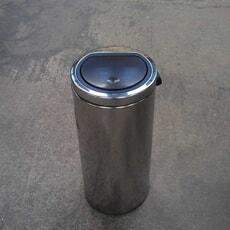 Openbox Brabantia Flat Top Touch Bin 30L Stainless Steel
