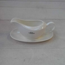 Openbox Royal Worcester Serendipity - Sauce Boat and Stand