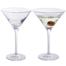 New Dartington Wine And Bar Martini Pair