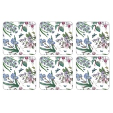Portmeirion Botanic Garden - Chintz Coasters Set Of 6