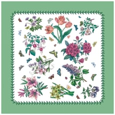 Portmeirion Botanic Garden - Chintz Napkins Set Of 4