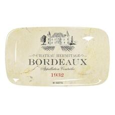 Portmeirion Pimpernel - Vin De France Sandwich Tray