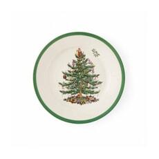 Spode Christmas Tree Dessert/Salad Plate
