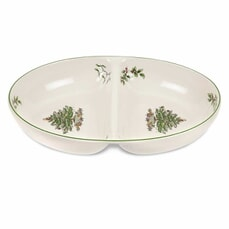 Spode Christmas Tree - Divided Dish