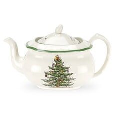 Spode Christmas Tree Teapot