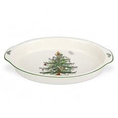 Spode Christmas Tree Gratin Dish