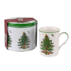 Spode Christmas Tree - Mug And Tin Set