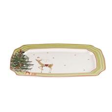 Spode Christmas Jubilee Rectangular Platter