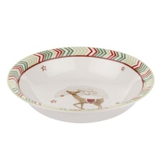 Spode Christmas Jubilee Cereal Bowl - Chevron