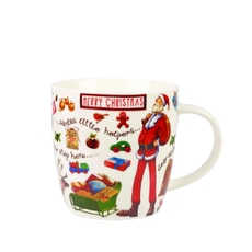 At Your Leisure - Merry Christmas Mug