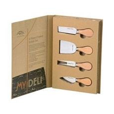 Arthur Price My Deli Cheese Knives Set Of 4
