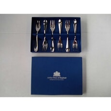 Arthur Price Cutlery Inspiration Pastry Forks Set Of 6