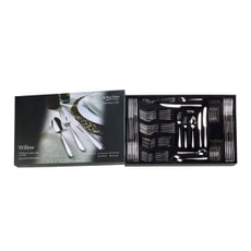 Arthur Price Cutlery Willow 76 piece boxed set