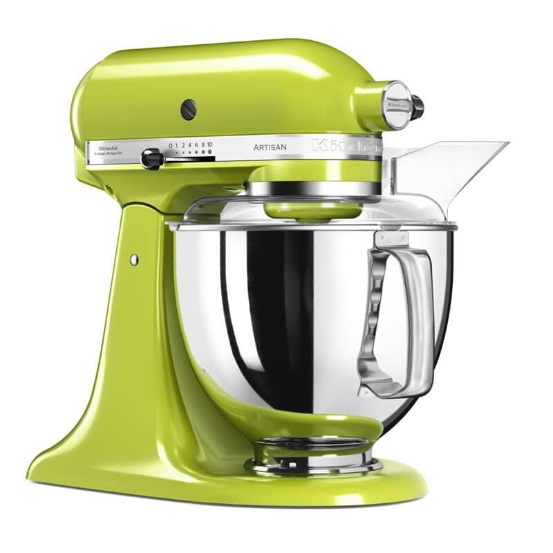 kitchenaid artisan mixer 4 8l green apple 5ksm175psbga