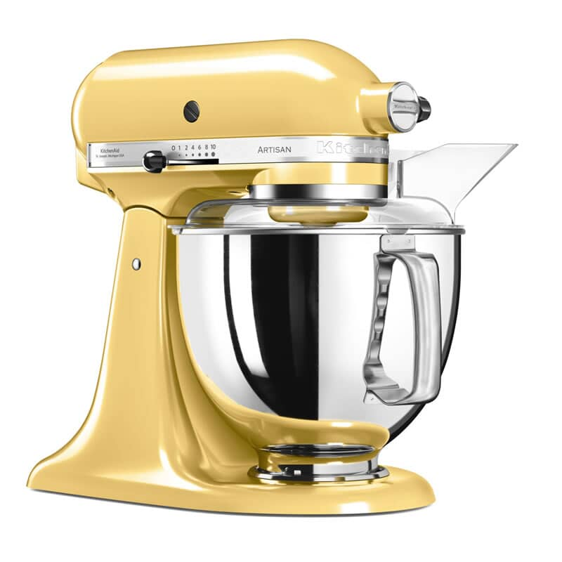 Kitchenaid Mixer 4 8l Majestic Yellow 5ksm175psbmy