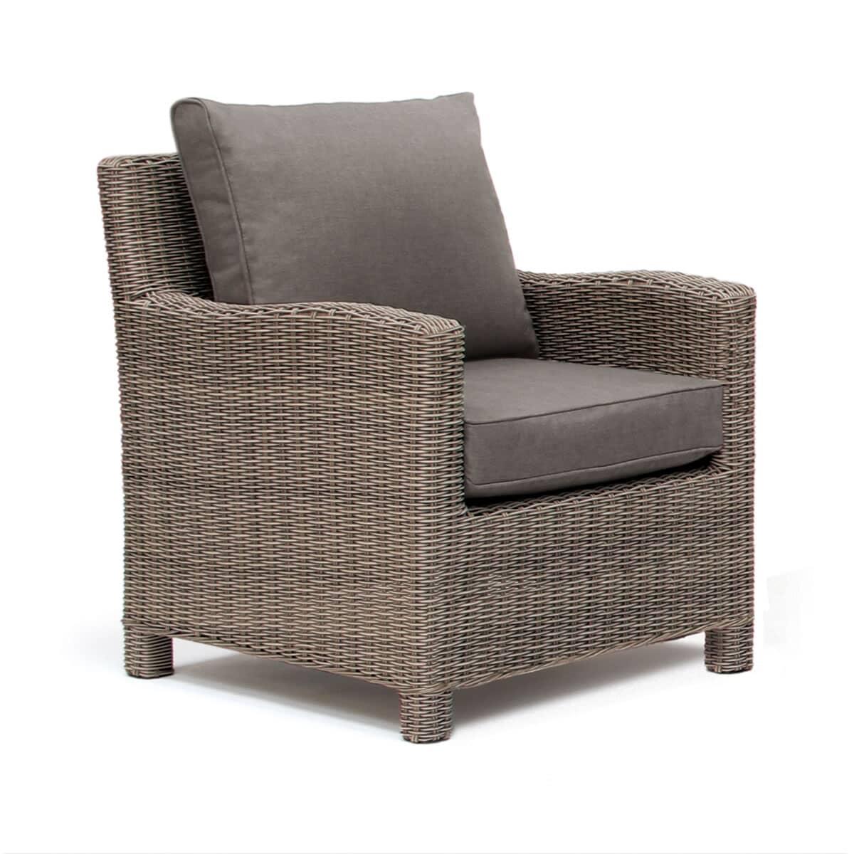 Kettler palma armchair rattan 0193312 2100 garden for Furniture world