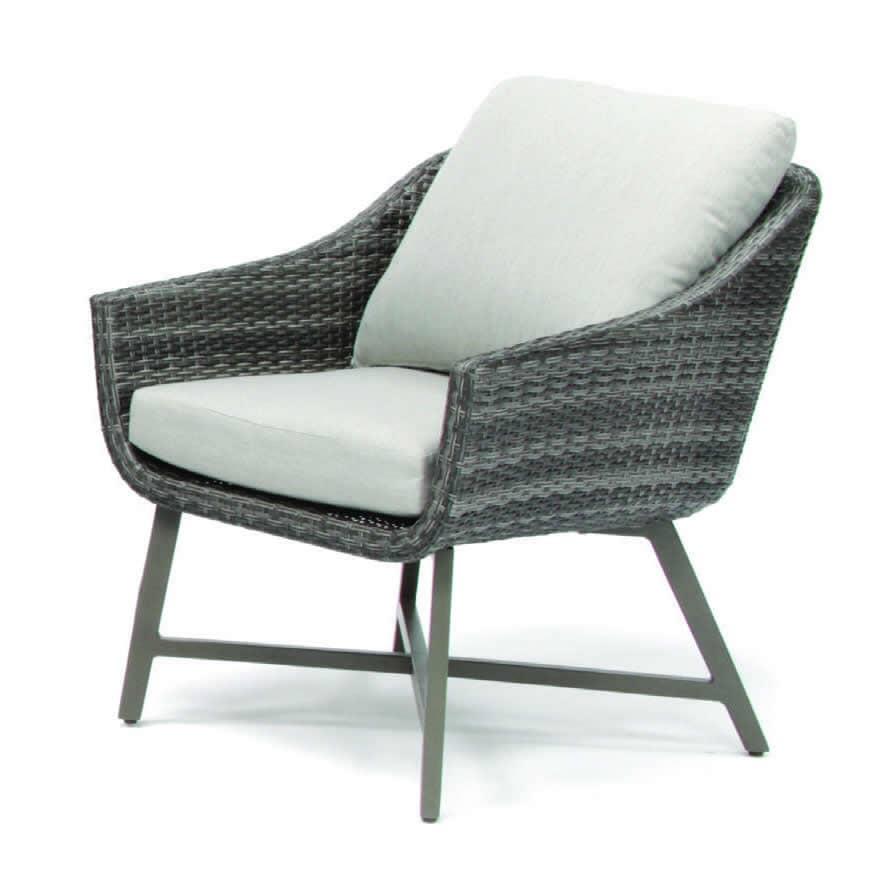 kettler la mode lounge chair 0296812 3009 garden. Black Bedroom Furniture Sets. Home Design Ideas