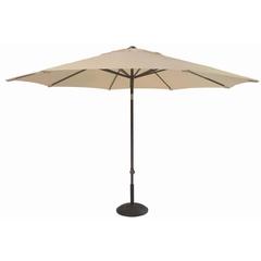 Hartman Solar 3m Parasol Bronze/Linen