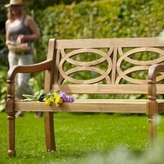 Hartman Cleobury 2 Seat Bench