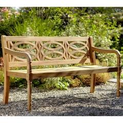 Hartman Cleobury 3 Seat Bench