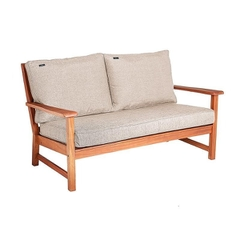 Alexander Rose Cornis Broadfield Lounge Sofa with Oatmeal Cushion