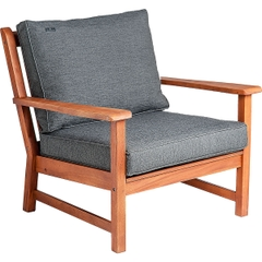 Alexander Rose Lounge Armchair with Cushion