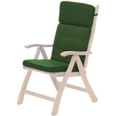 Alexander Rose Polyester Recliner Cushion Green (320B)