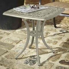 Hartman Amalfi Square Side Table 55 x 55 cm Maize