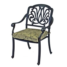 Hartman Amalfi Armchair in Bronze includes Cushion