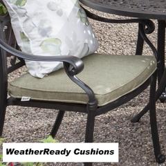 Hartman Weatherready Cushion in Wheatgrass For Capri Armchair