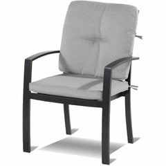 Hartman Jamie Oliver Contemporary Dining Chair 2017 Riven with Pewter Cushions