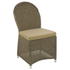 Monte Carlo Brown Dining Chair (2.5mm)