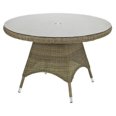 Monte Carlo 1.2m Table - Brown (2.5mm)
