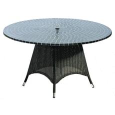Monte Carlo 1.5m Mosaic Table - Black (2.5mm)