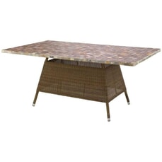 Monte Carlo 1.6 x 1m Mosaic Table