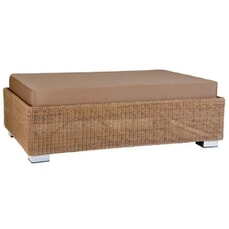 Monte Carlo Ottoman With Cushion