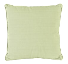Monte Carlo Lime Green Scatter Cushion