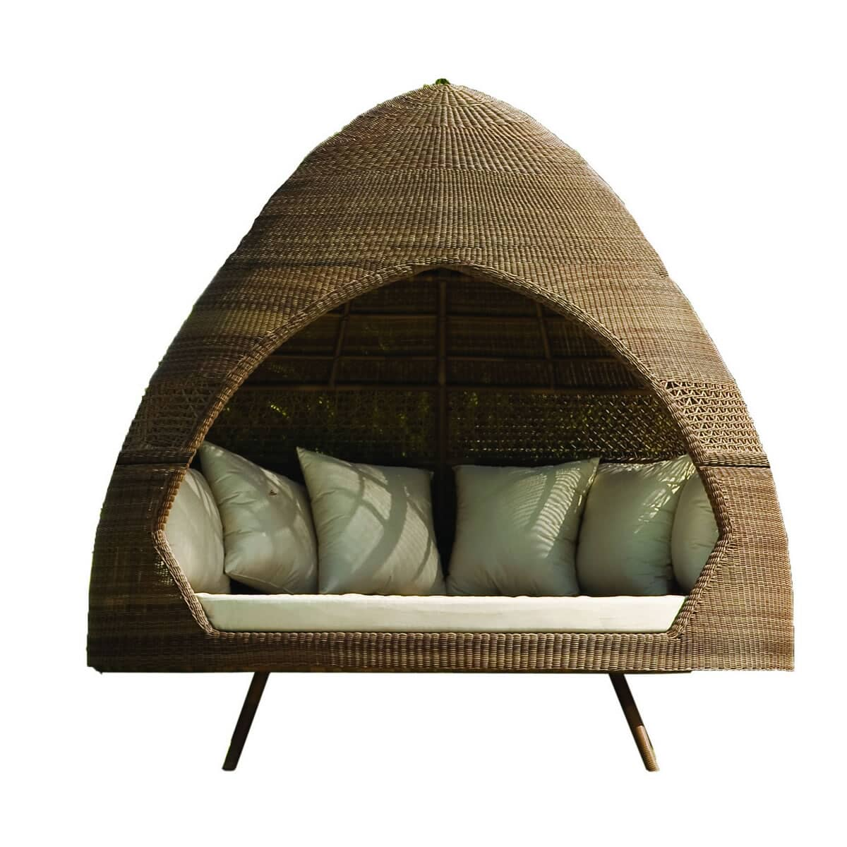 Alexander rose san marino relax hut cushions 7853 for Garden hut sale