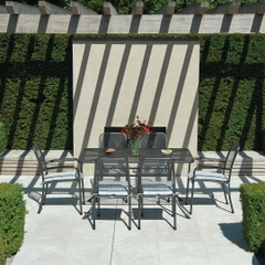Alexander Rose Portofino 6 Seat Rectangular Set