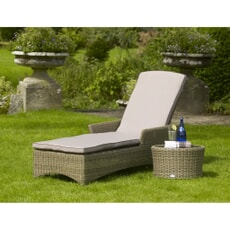 Bramblecrest Sahara Lounger and Cushion
