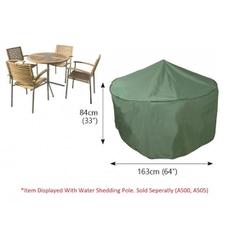 Bosmere Circular Patio Set Cover - 4 seat