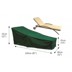 Bosmere Sunbed Cover