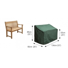 Bosmere Bench Seat Cover - 2 Seat