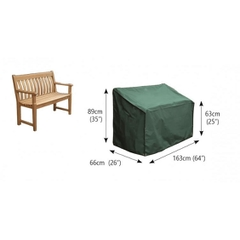 Bosmere Bench Seat Cover - 3 Seat