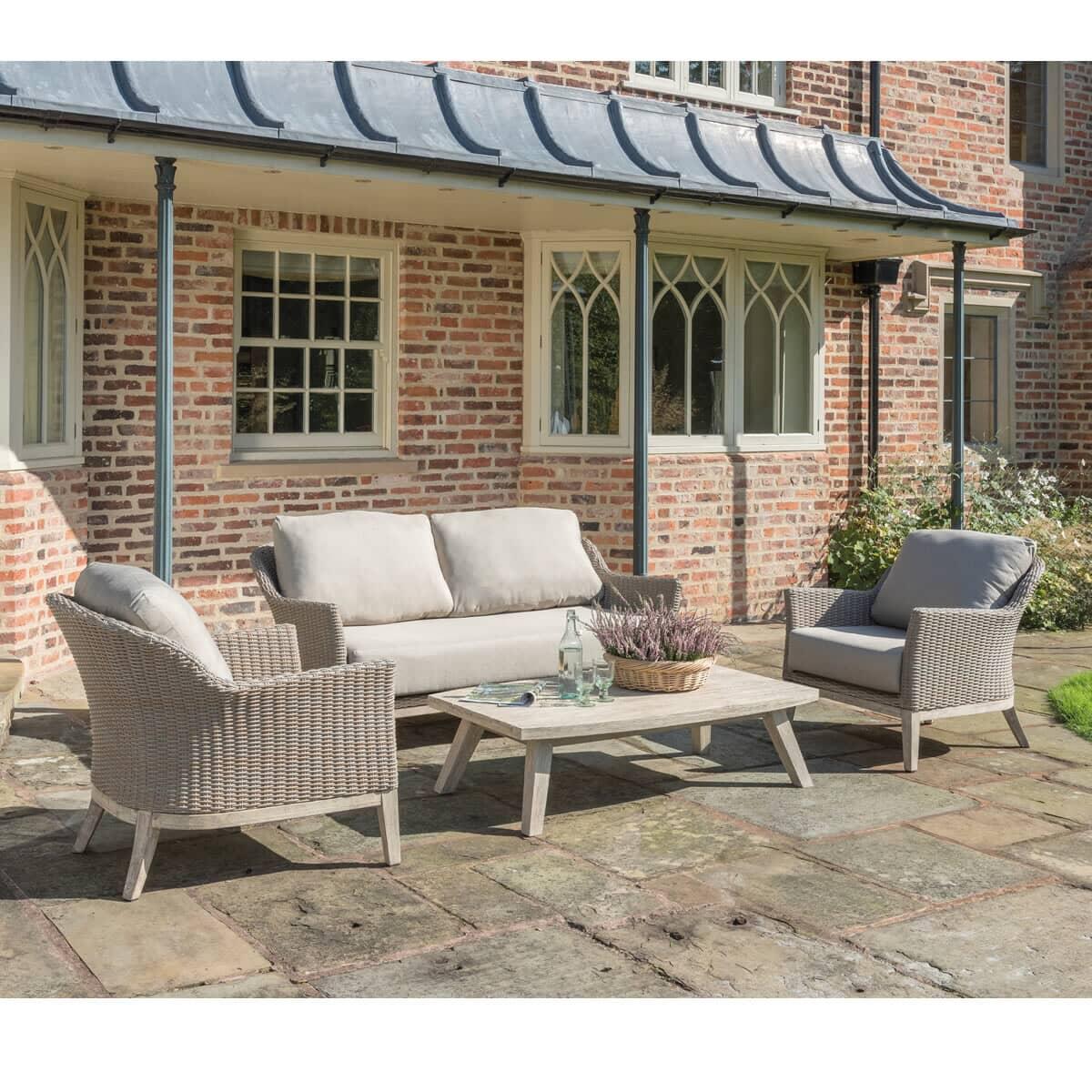 Kettler Cora 2 Seat Sofa Lounge Set Coraset04 Garden